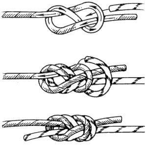 Схема узла грейпвайн.
